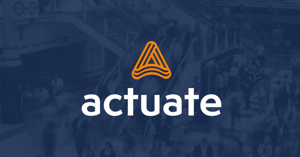 Actuate Logo for Facebook