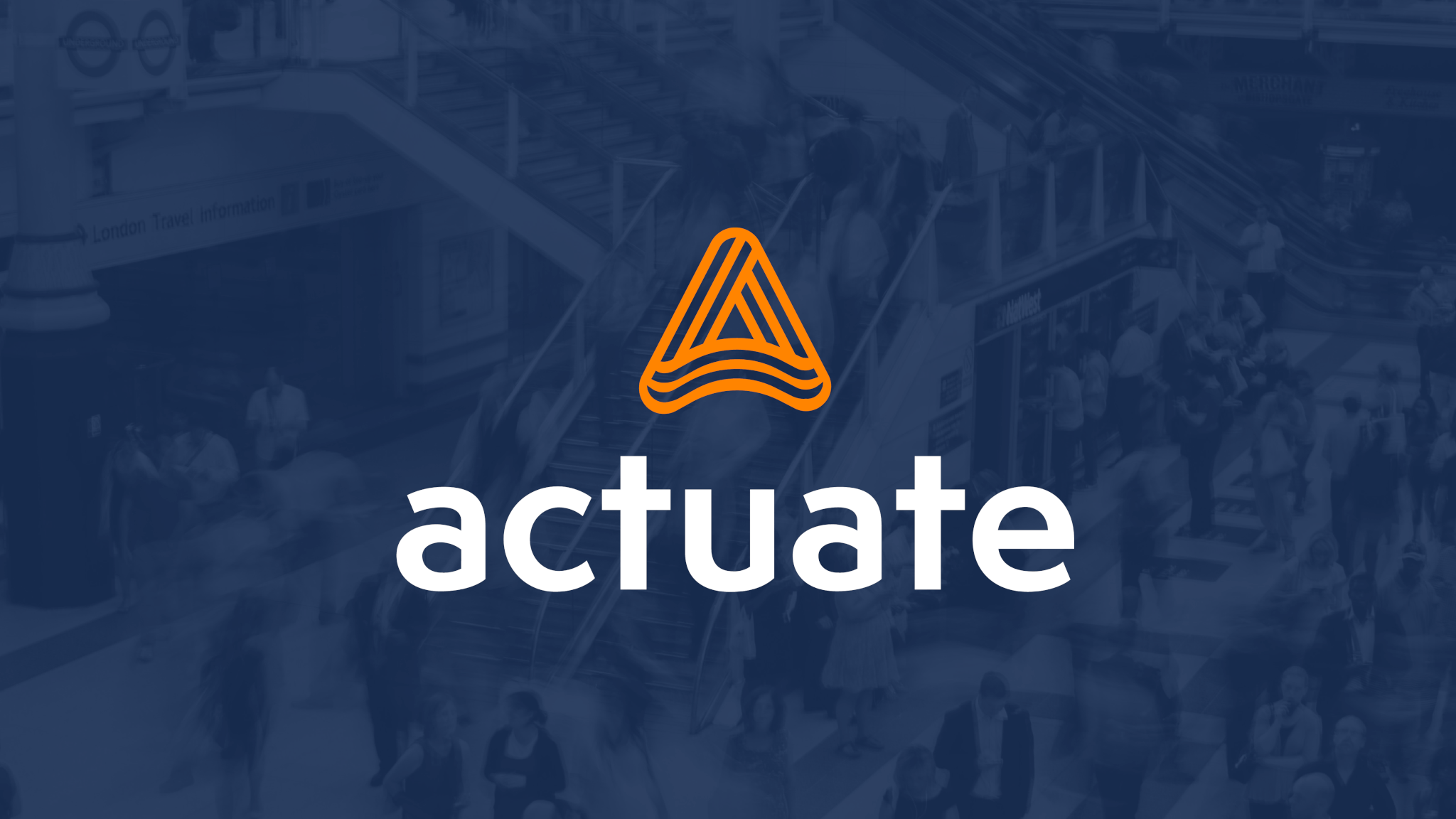 Actuate Logo for Twitter