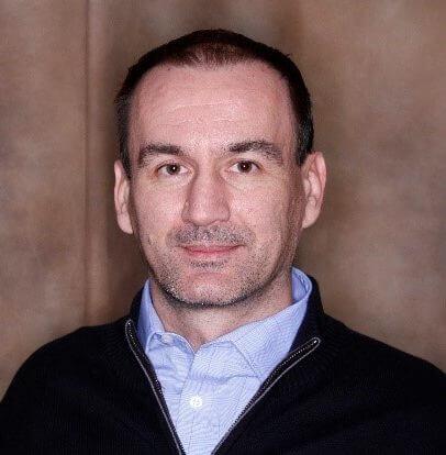 Mladen Lukić Headshot