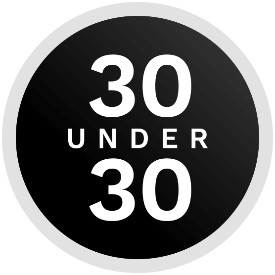Forbes 30 Under 30 Logo