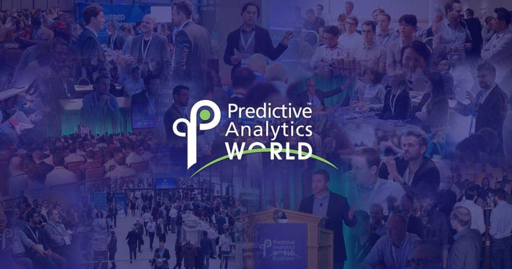 Predictive Analytics World Graphic